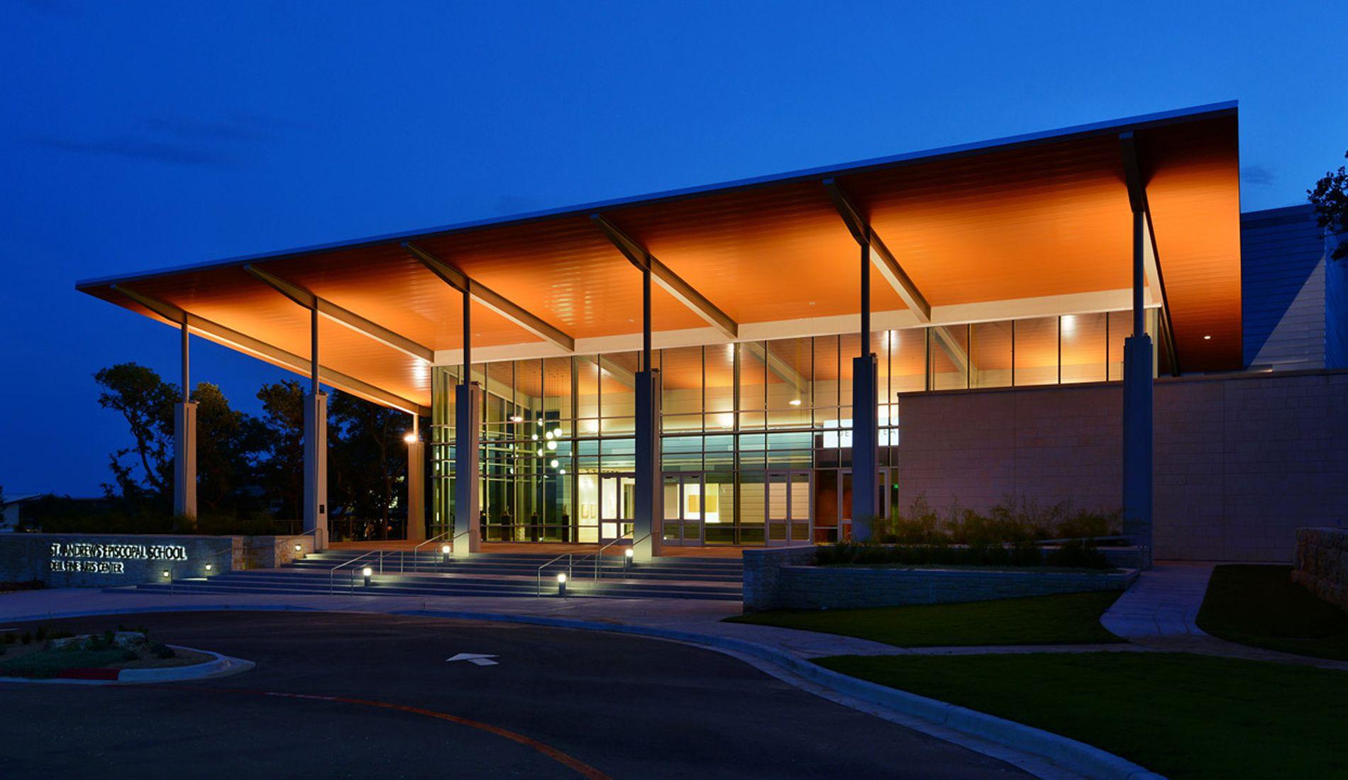 Dell Fine Arts Center | White Construction Company