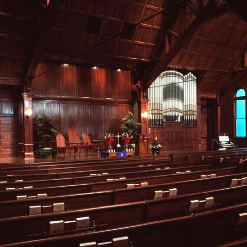 Tougaloo College Woodworth Chapel Restoration