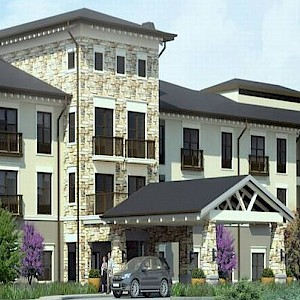 Building A New Relationship: Belmont Village, West Lake Hills, TX