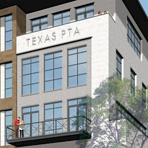 Building a New Relationship: Texas PTA Headquarters, Austin, TX