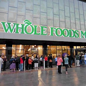 Grand Opening of Whole Foods Market - Post Oak
