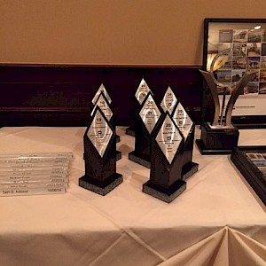2014 WCC Employee Tenure Awards