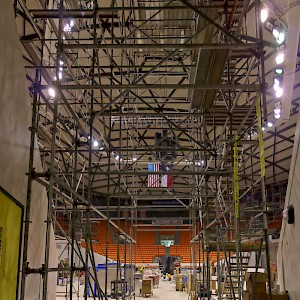 Sam Houston State University - Bernard Johnson Coliseum Renovation