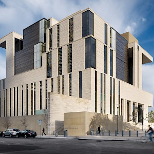 United States Federal Courthouse, Austin, Texas Receives AIA/AAJ Justice Facilities Review Award