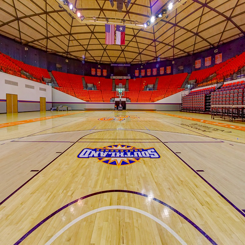 Sam Houston State University Johnson Coliseum Renovation