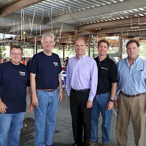 Topping-Out Ceremony Held at New AANP Headquarters Site in South Austin