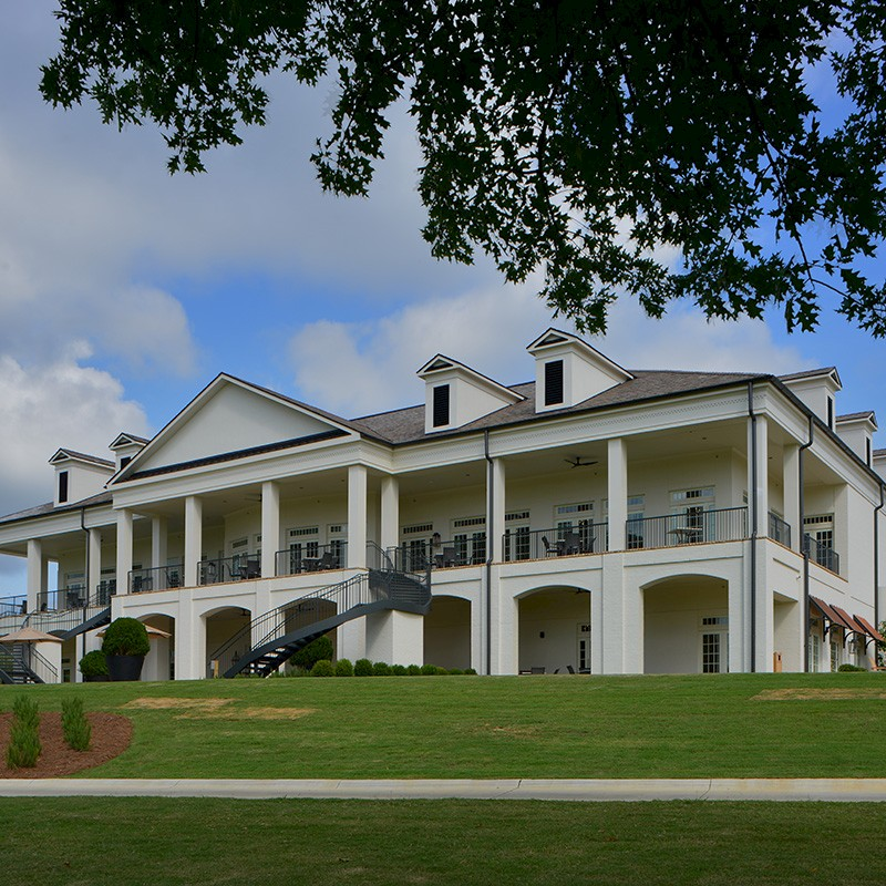 Reunion Golf & Country Club Clubhouse