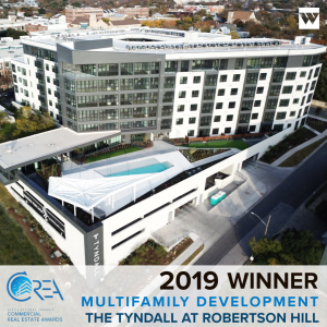 The Tyndall at Robertson Hill Wins at 2019 ABJ CREA!