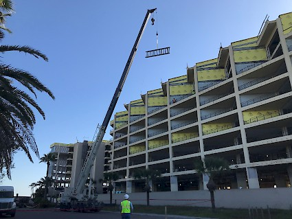 Cline S Landing White Construction Company